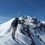 Jakie wybrać narty na wybieg?